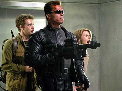 The Cast of Terminator 3: Rise of the Machines